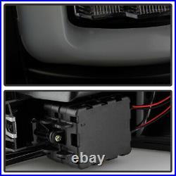 Upgrade withFull LED Black Smoke 1999-2004 Jeep Grand Cherokee Tail Lights Lamps
