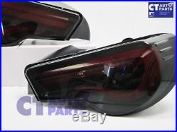 VALENTI Black Edition LED Tail light for Toyota 86 FT86 GT GTS Subaru BRZ