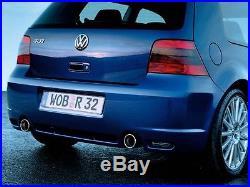 VW Golf MK4 4 Euro E-Code Red Black Smoke Tail Lights Rear Lamp R32 Anniversary