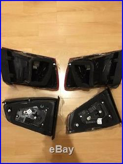 VW Jetta MK6 2015 2016, Euro Led Tail lights 4 pieces Original VW, Brand New