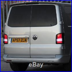 VW T5 T5.1 LED Rear Lights/Tail lights/Tail lamps Barn Door MK2