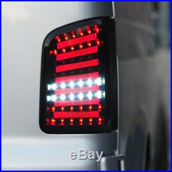 VW T5 T5.1 LED Rear Lights/Tail lights/Tail lamps Barn Door MK2