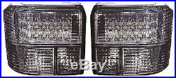 Volkswagen T4 1990-2003 LED Smoked Rear Tail Lights Pair